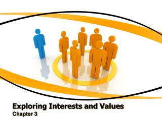 Exploring Interests and Values