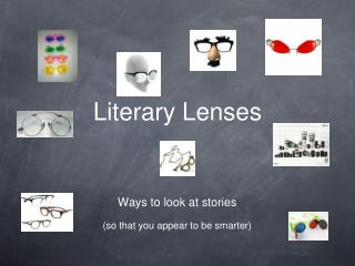 Literary Lenses