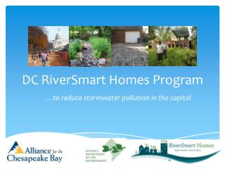 DC RiverSmart Homes Program