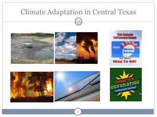 Climate Adaptation in Central Texas