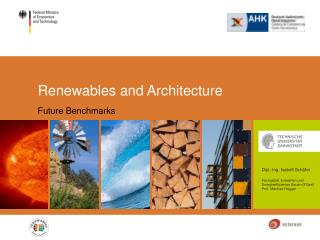 Renewables and Architecture
