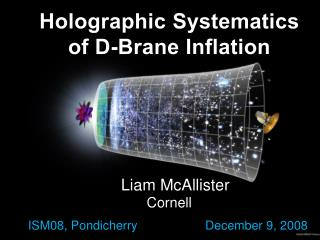 Holographic Systematics  of D-Brane Inflation