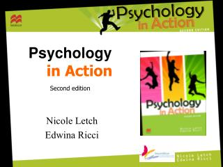 Psychology in Action Second edition