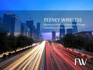 Feeney Wireless