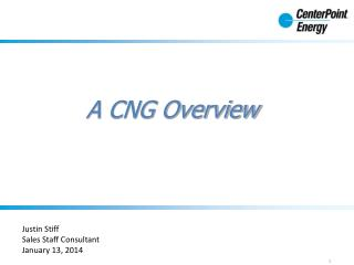 A CNG Overview