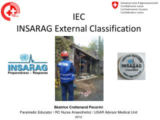IEC INSARAG External Classification