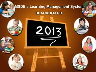 MSDE's Learning Management System