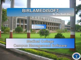 BIRLAMEDISOFT We  Care  Health  C are …