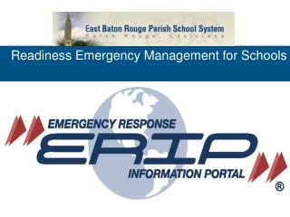 Readiness Emergency Management for Schools