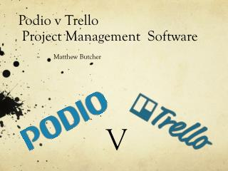 Podio v Trello  Project Management  Software