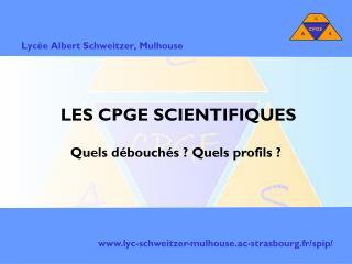 Lycée Albert Schweitzer, Mulhouse