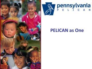 PELICAN as One