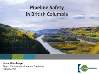 Pipeline Safety in British Columbia