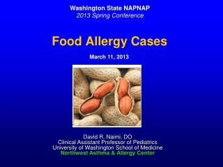 Food Allergy Cases