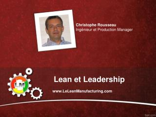 Lean et Leadership