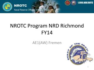 NROTC Program NRD Richmond FY14