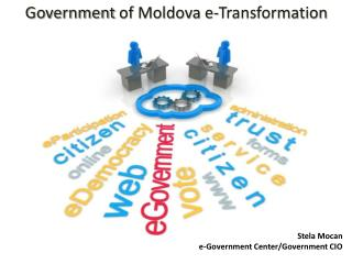 Government  of Moldova e-Transformation