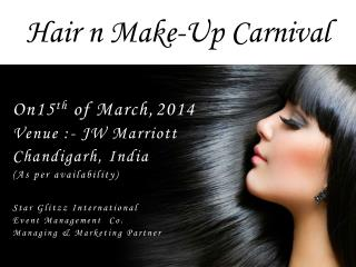 Hair n Make-Up Carnival
