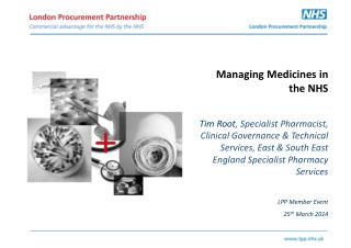 Managing Medicines in the NHS