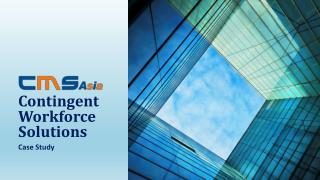 Contingent Workforce Solutions