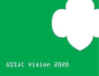 GSSJC Vision 2020