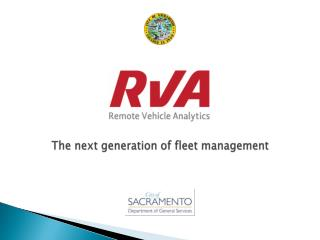 The next generation of fleet management
