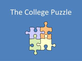 The College Puzzle
