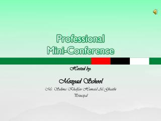 Professional Mini-Conference