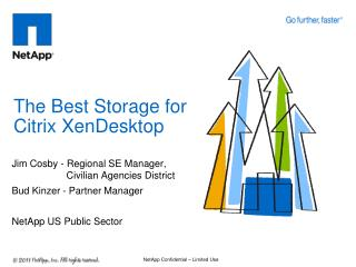 The Best Storage for Citrix XenDesktop