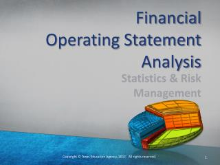 Financial  Operating Statement Analysis