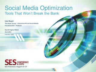Social Media Optimization Tools That Won't Break the Bank
