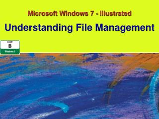 Microsoft Windows 7 - Illustrated