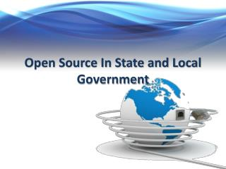 Open Source In State and Local Government