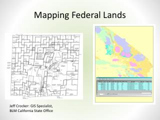 Mapping Federal Lands