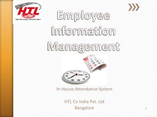 Employee Information Management