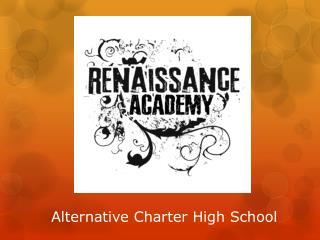 Alternative Charter High School