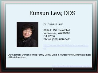Cosmetic Dentist Vancouver WA,Family Dentist in Vancouver WA