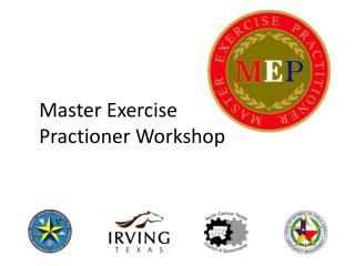 Master Exercise Practioner Workshop