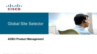 Global Site Selector