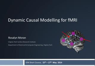 Dynamic Causal Modelling for fMRI