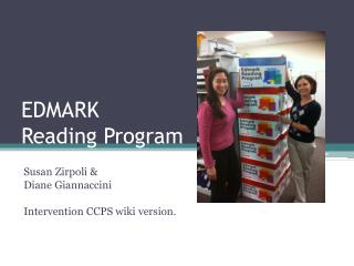 EDMARK  Reading Program