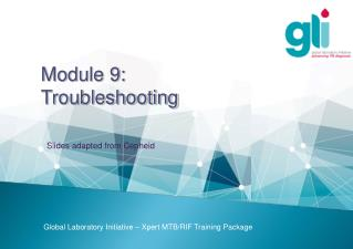 Module  9:  Troubleshooting