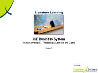 Signature Learning