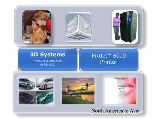 3D Systems www.3dsystems.com NYSE: DDD