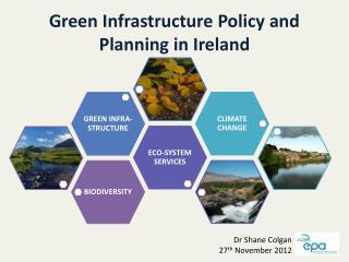 Green Infrastructure Policy and Planning in Ireland