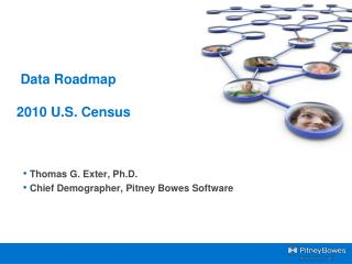 Data  Roadmap  2010 U.S. Census