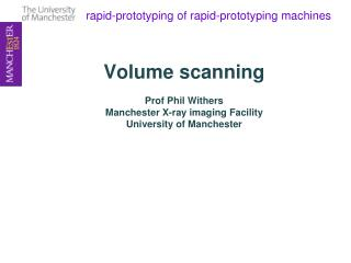 rapid-prototyping of rapid-prototyping machines