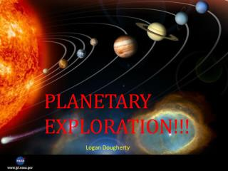 PLANETARY EXPLORATION!!!