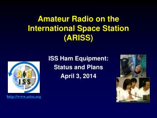 Amateur Radio on the International Space Station (ARISS)
