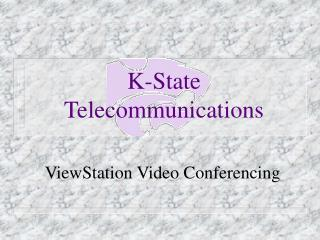 ViewStation Video Conferencing